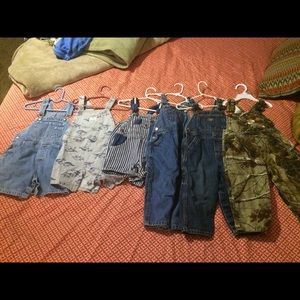 2t overalls lot